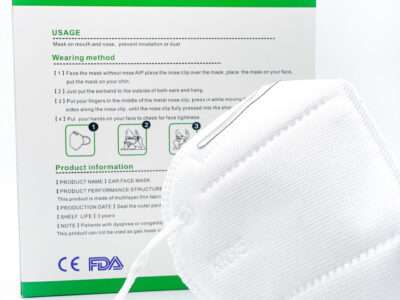 KN95 Protective Mask (10 Piece)